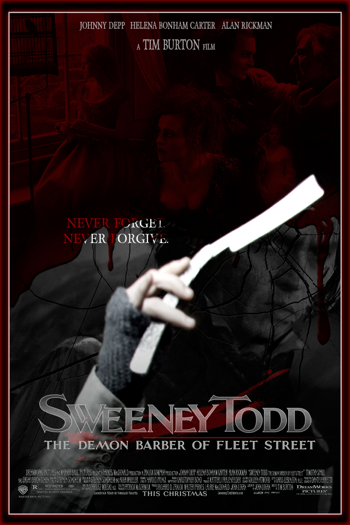 Sweeny Todd Contest Entry by adrielus