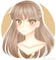 [ OC ] Yuna by miminaa-chan