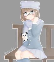 [ OC ] Kasumi by miminaa-chan
