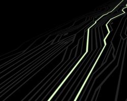 FSN Magic Circuit Wallpaper by Joppu