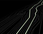 FSN Magic Circuit Wallpaper