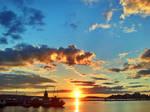 Desucon 2012 - Sunset