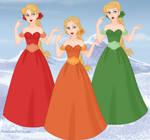 Bimbettes Snow Queen