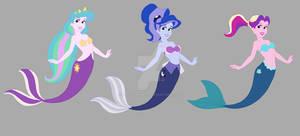 Royal Mermaids