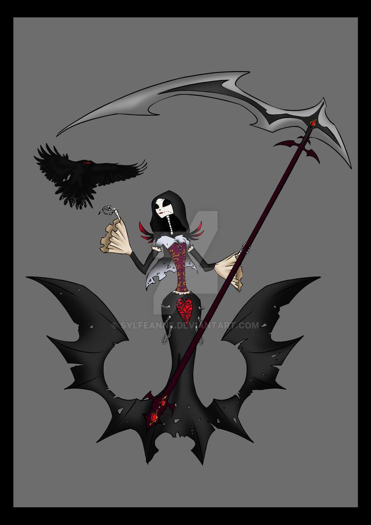 sweet death (My spotlight in description) by Sylfeanne