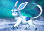 Glaceon by Sylfeanne
