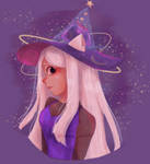 Potion Hat Witch