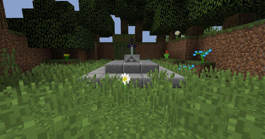 My Legend of Zelda Minecraft map by Dheginsea on DeviantArt