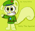 Patty The Squirrel