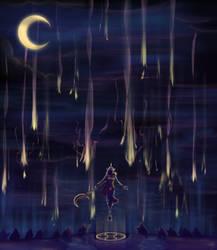 Celestial soraka by FallenMystic