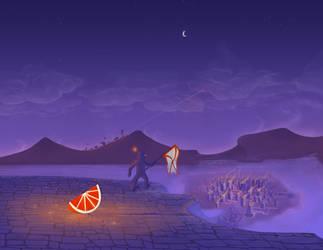 A new dawn by FallenMystic