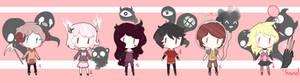 Tiny adoptables. [OPEN]