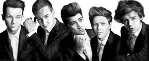 One Direction by icakeyyy