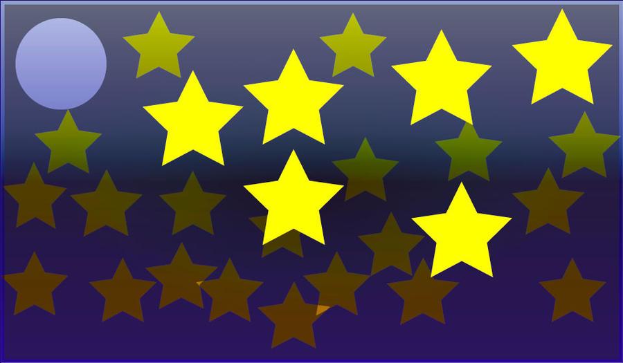 Estrelas no ceu by DiegoLopesEsteves
