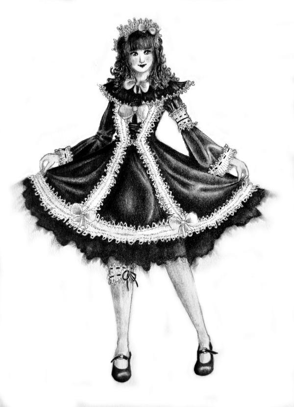 Gothic Lolita by Crimnor