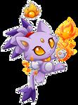 Com:Chao Blaze