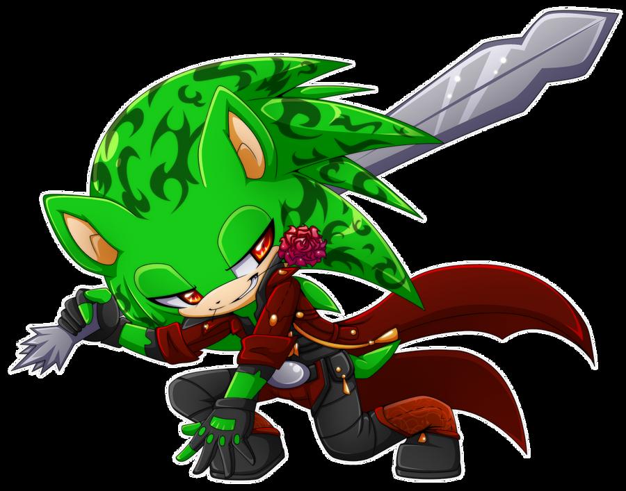Chibi cosplay:Arrow-Dante by Extra-Fenix