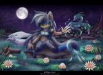 Com:Water dragon by Extra-Fenix
