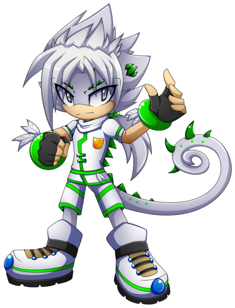 Design commission:Danna the chameleon by Extra-Fenix