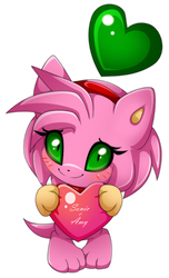 chao Amy Rose