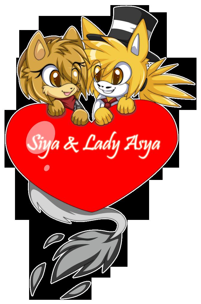 Valentine for 26siya by Extra-Fenix