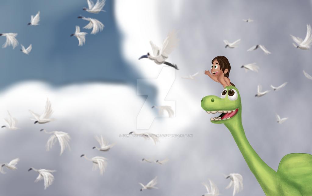 The Good Dinosaur (Frame 1) by SkyBreeze-MasterMC on DeviantArt
