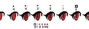 Pixel Eye Shading Tutorial by IMonakoI