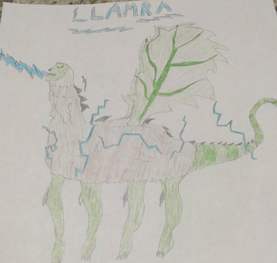 Llamra! by SomeCrazyDingus