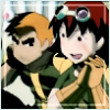 Jordan and Eva icon by SunSationGal07