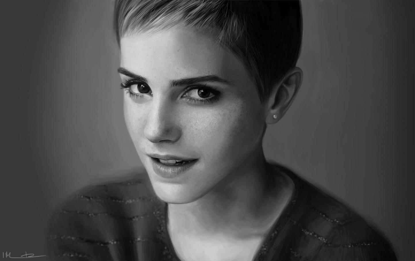 Emma Watson by imorawetz