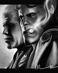 Clay+Hellboy WIP