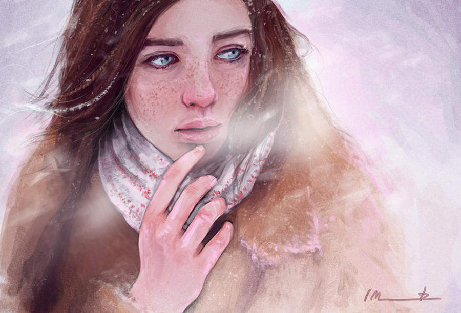 Winter, verse 2 by imorawetz