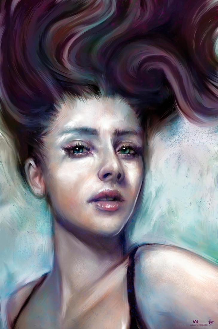 Andromeda by imorawetz