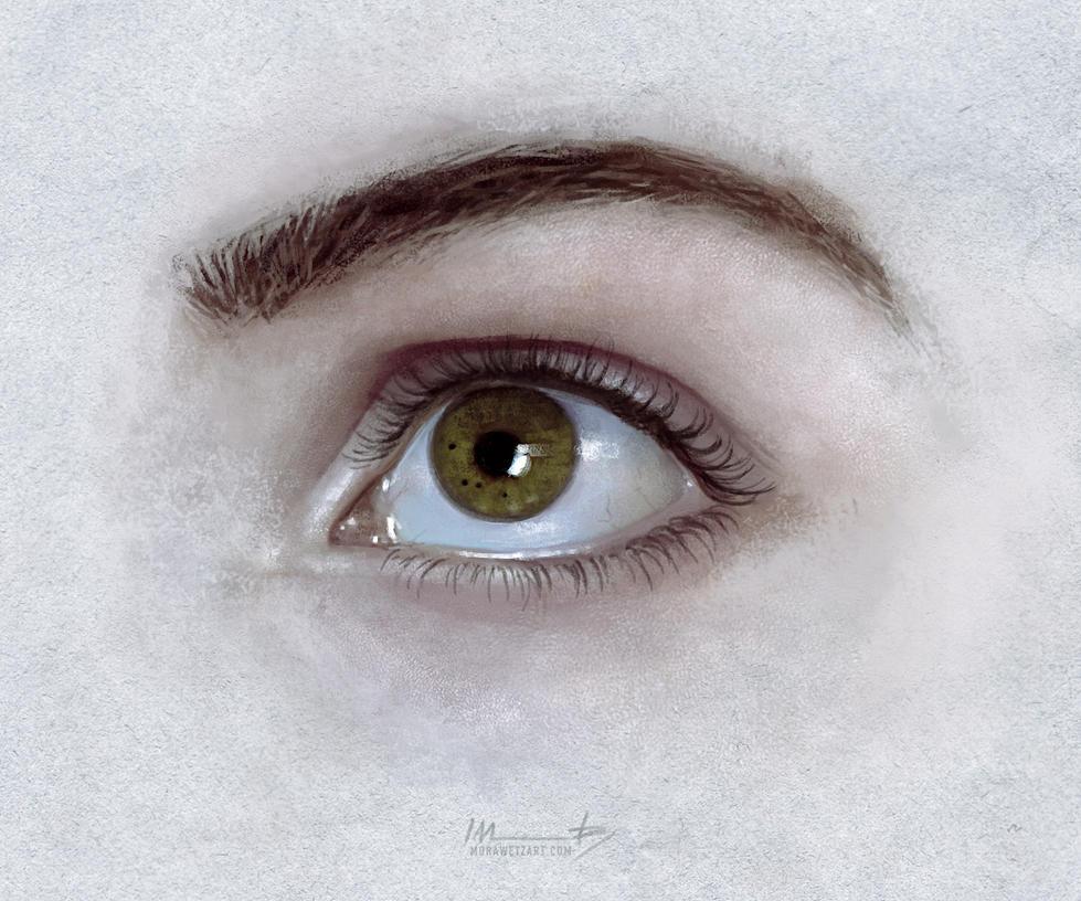 Freckle by imorawetz