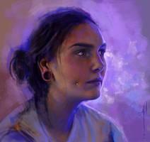 Self Portrait, December 2014