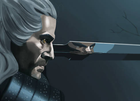 The Witcher - Geralt the White Wolf
