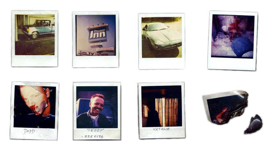 Memento Polaroid Memento hd by daniel-keenMemento Polaroid