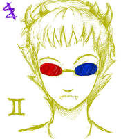 my Sollux by W-Violett-D
