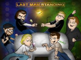 Last Man Standing 2 by ReddrawnArts