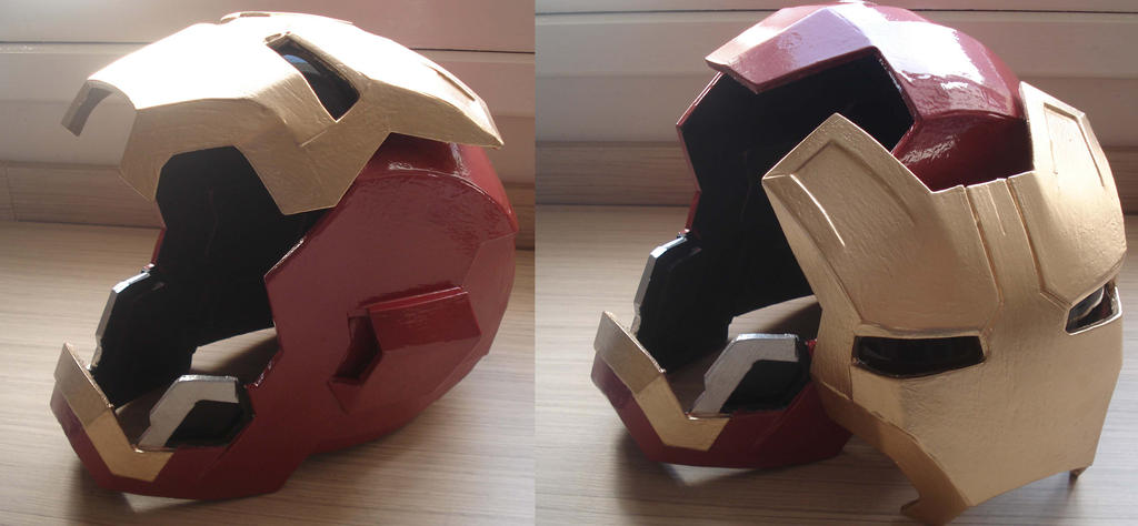 Iron Man Mk 42 Pepakura Files Earthlivin
