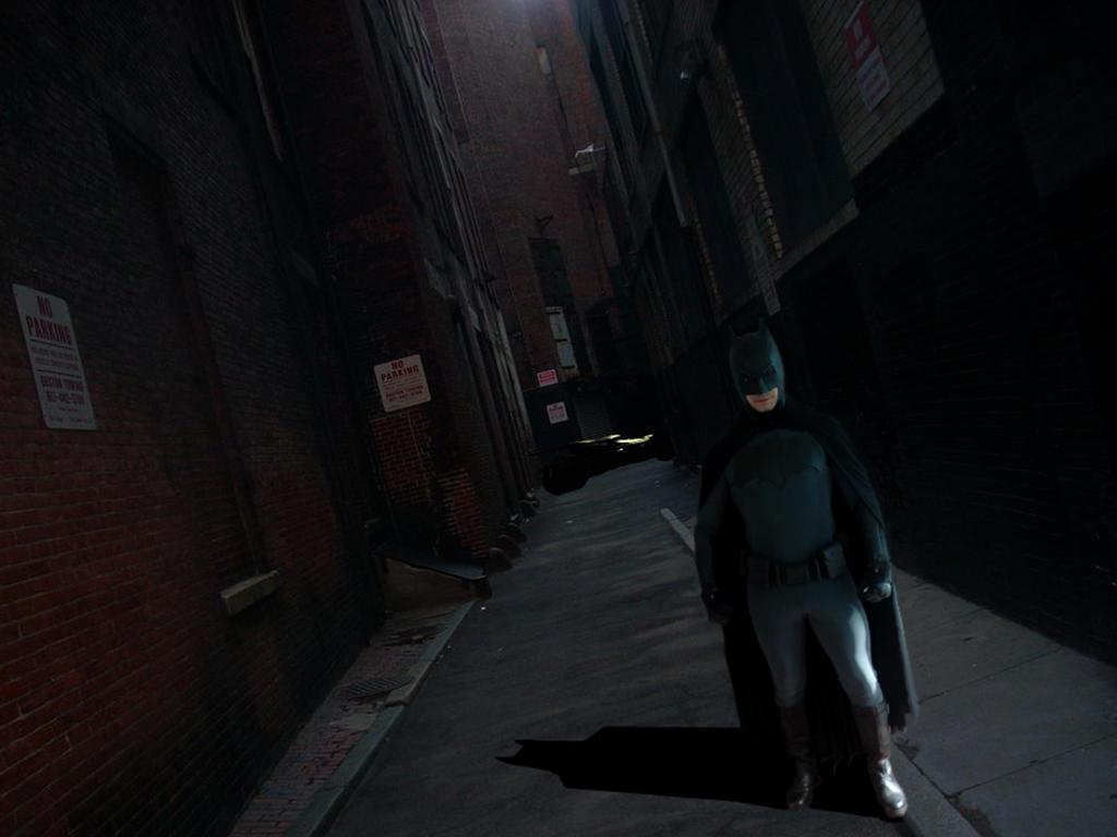 Batman costume based on Batman v Superman by Regis-AND