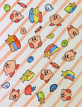 Kirby wallpaper