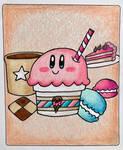 Kirby Ice Cream