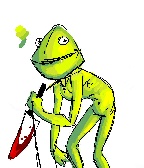 Kermit Killer by JoshByGosh