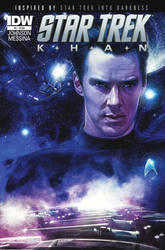 STARTREK2 Khan05 CovA 2 by PaulShipper