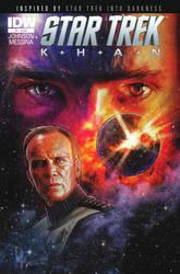 STARTREK2 Khan04 CovA2 by PaulShipper