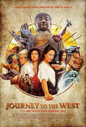 Journey-to-the-West-High-Resolution by PaulShipper