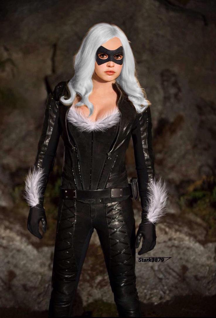 Spiderman Black Cat Deviantart