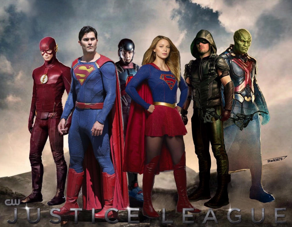 cw justice league - photo #8