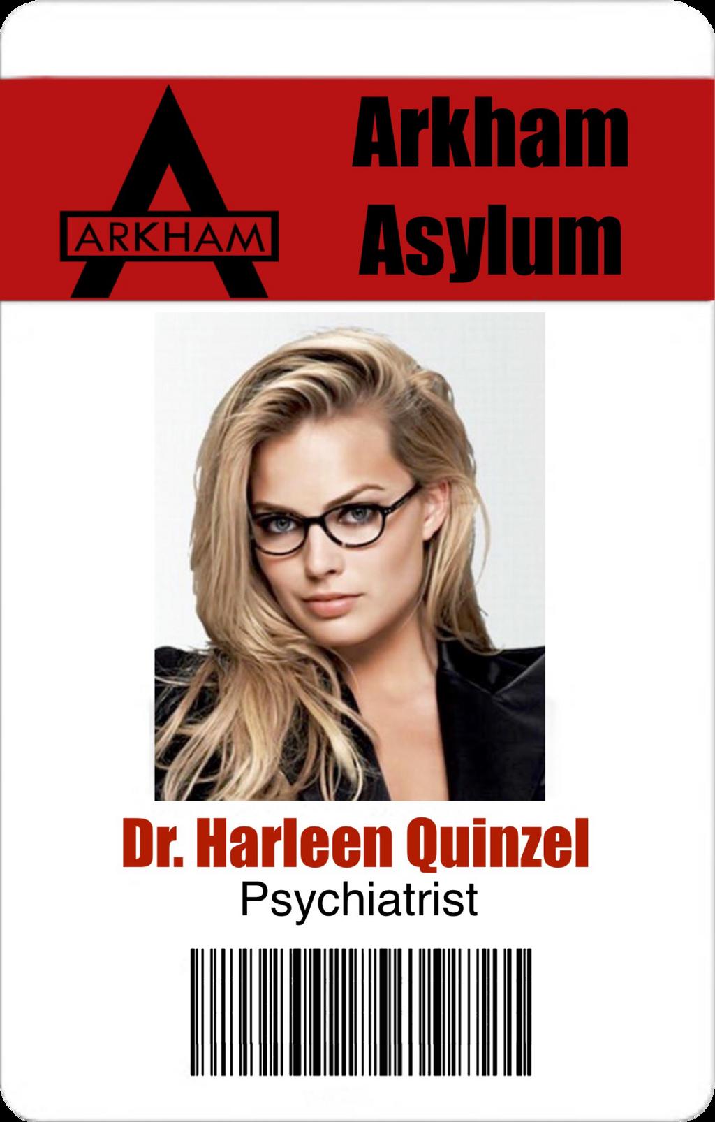 Dr. Harleen F. Quinzel